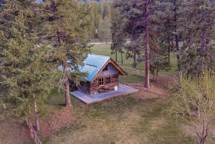 Stagecoach Exchange Cabin - Alpine Falls Ranch