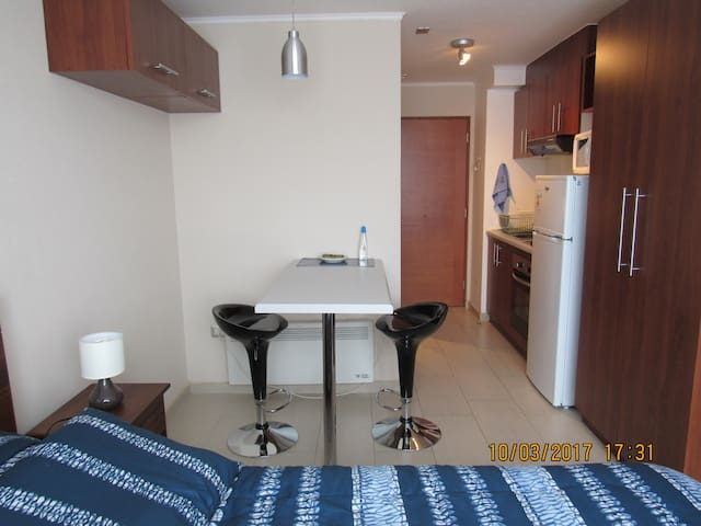 Apartament for 1 or 2 people - Temuco - Pis