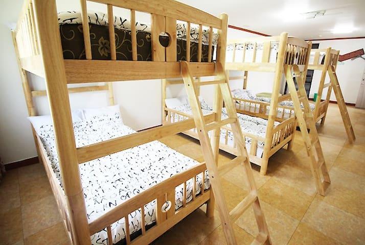 도미토리A dormitory 설악산에서 가장 가까운 게스트하우스