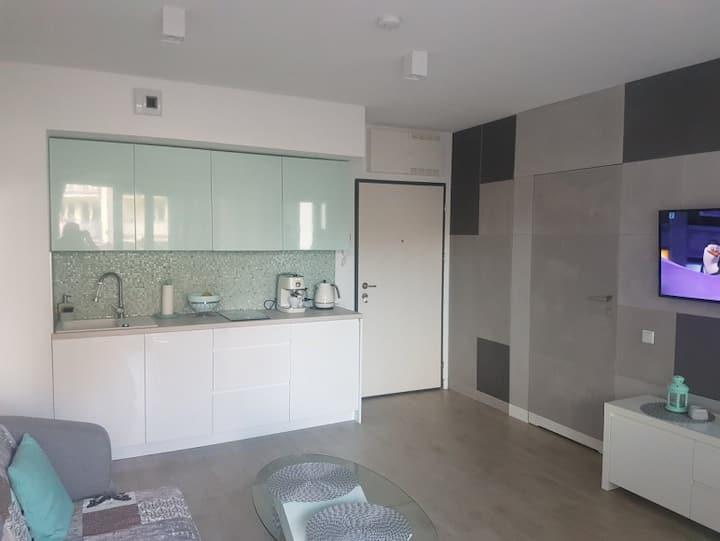 Apartament Horyzont Turkus