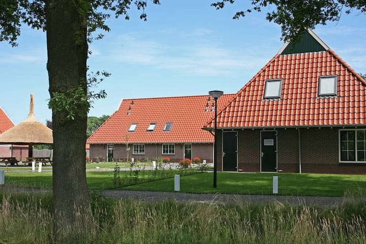 Familieboerderij op Twents landgoed voor groepen *