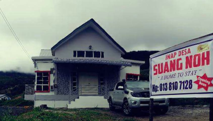 Brand new home near to attractions! - Kundasang - House