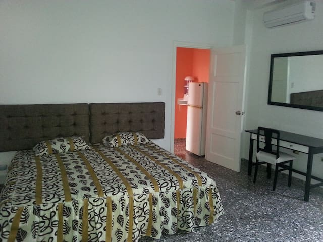 Very nice apartment in front Hotel Habana Libre