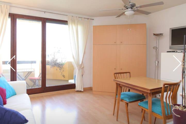 Appartement proche de la frontière à Saint-Julien