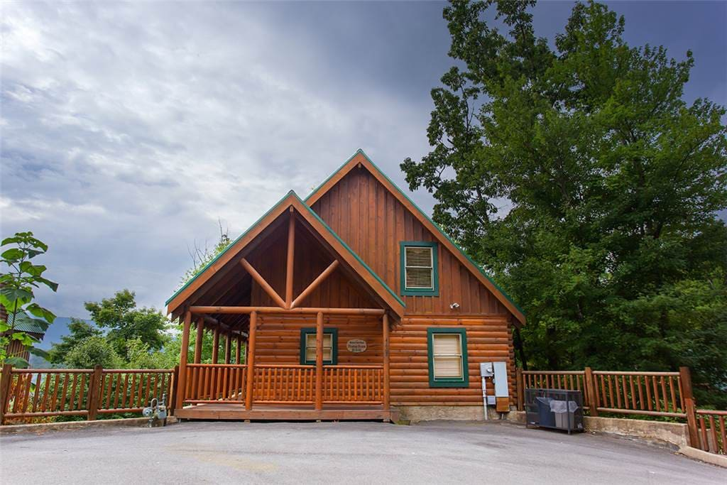 Mountain Dreams At Sherwood Forest Cabins For Rent In