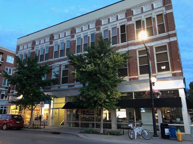 Historic East Village Loft