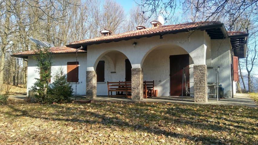Villa Betulla Incantata Monte Ere Vallio Terme