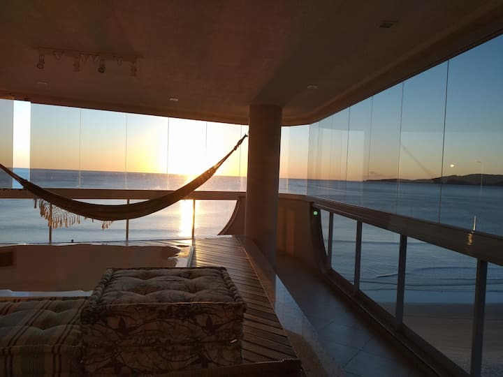Apartamento beira mar - Itapema