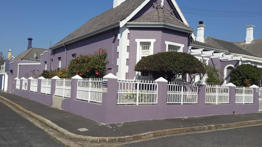 Colonial Victorian, cosy  and near main highways - Cape Town - House