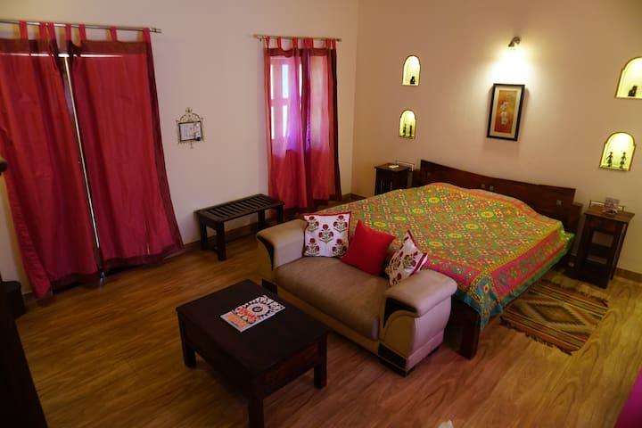 JASWANT NIWAS - A PET friendly room in Jodhpur