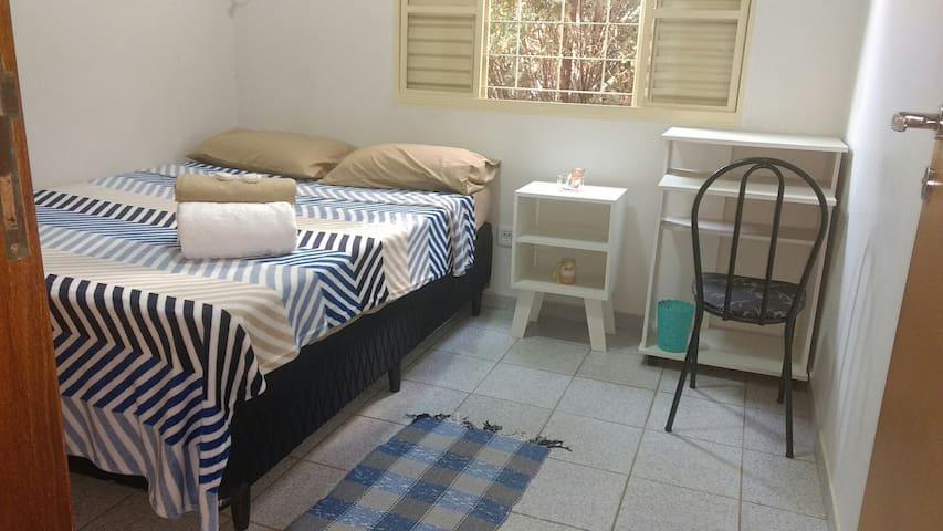 Quarto Indv/Duplo - (com AR) no Cruzeiro