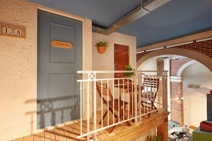 Hotel Not Hotel: Casa no Casa 13A