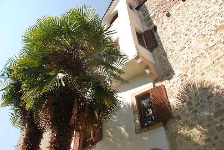 Geheimtipp Schloss Goldegg - Vacanza nel Castello - Lana - Condominium