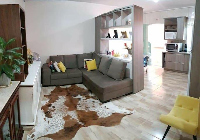 Casa disponível para diária