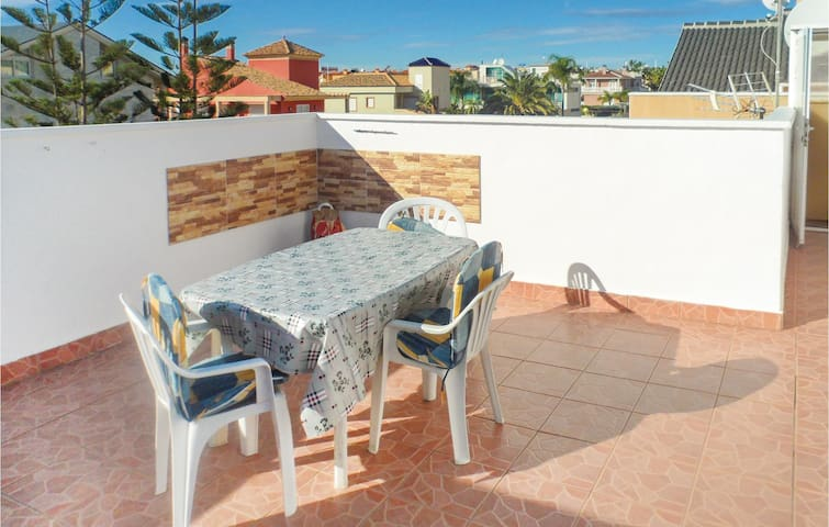 Holiday apartment with 2 bedrooms on 60 m² in Orihuela Costa