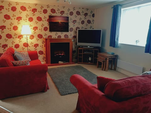 Lovely self contained annex.  Burntwood WS7