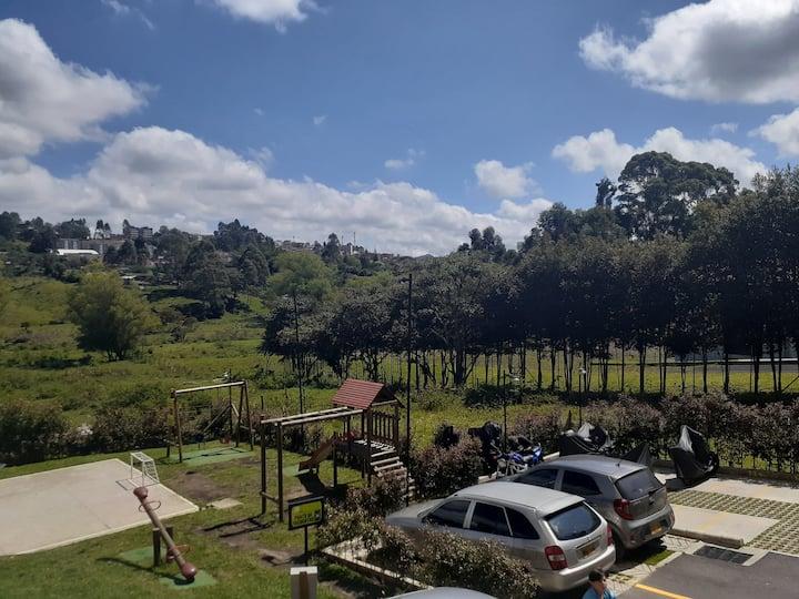 Apartaestudio cerca al aeropuerto - Marinilla Ant