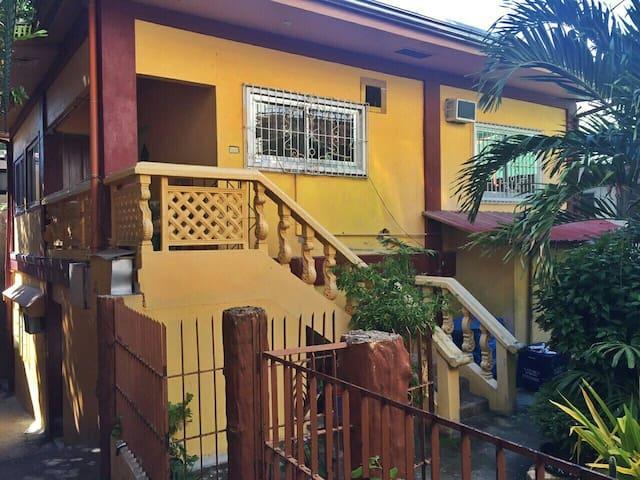 Tuping's Lodge - Puerto Galera - Dom