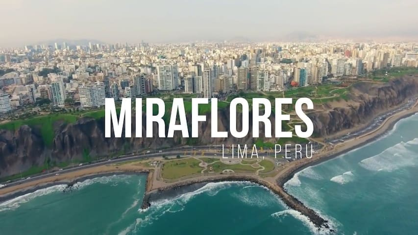Miraflores Guidebook