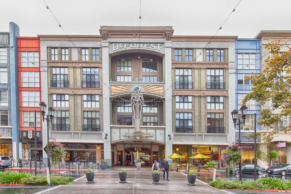 Large Luxury Santana Row Loft Lofts For Rent In San Jose California Unite
