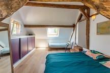 Slaapkamer 1 (etage)
