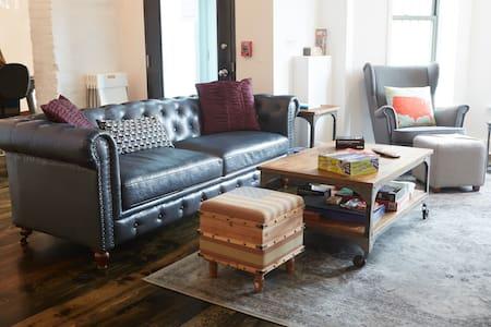 1 Bed in Co-Ed Hostel Loft Dorm Room (307) - Washington - Dorm