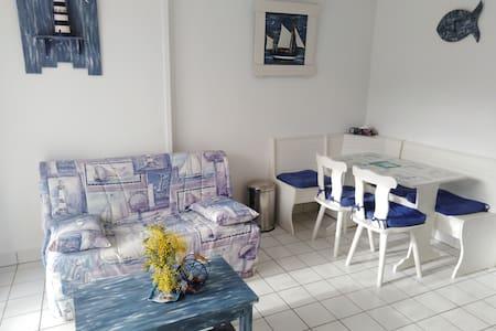 Appartement  rez de jardin au   Port du Crouesty