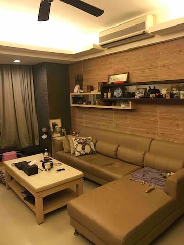 NUSA單人景觀套房 Single bed suite