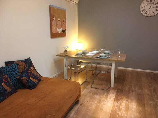 Modern Rustig Gelegen Appartement In Centrum