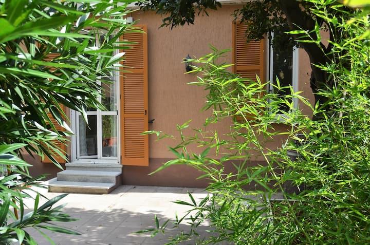 Il giardino in città (San Siro M5)