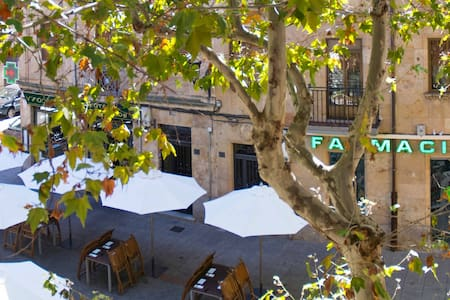 Basilios apartment for 3 or 4 - Salamanca
