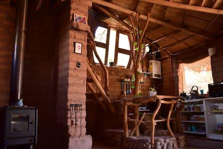 Casa mágica en San Pedro de Atacama
