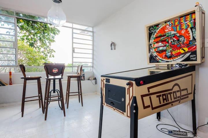 Pinball & Arcade machine