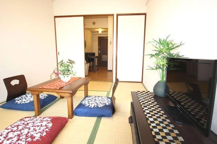 ★UMEDA★Osaka st.!Kitashinchi!Center of OSAKA!503 - Yodogawa Ward, Osaka - Apartemen