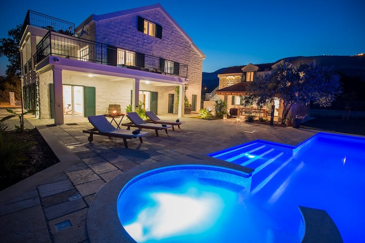 Villa Mir, Croatia Luxury Rent