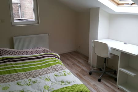 A new renovated and Furnished room - Leuven - Διαμέρισμα