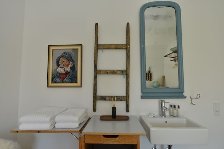 Carmel Botique Hotel | Double Bed Room | Prime Location | Shared Bath Room