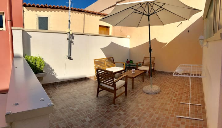 Concept Sicily two bedroom apartment with terrace