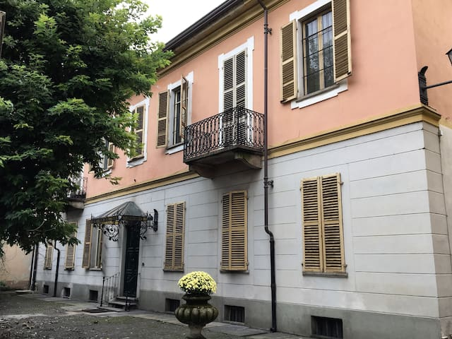 Flat near Turin with garden - Settimo Torinese - Appartement