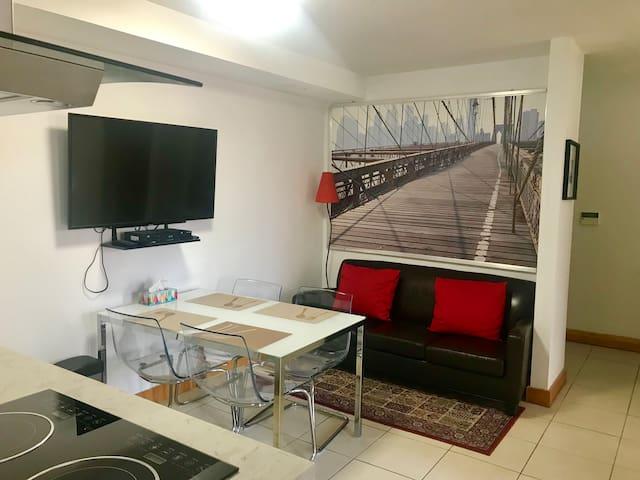 Beautiful, Elegant 2 BR Apartment