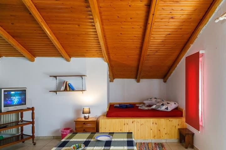 Ρήγας: Όμορφα στο Μεσολόγγι, διαμέρισμα Δ2
