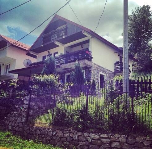 Montain Vila 150km from skopje