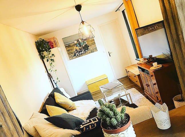 studio cosy , deux personnes, centre ville