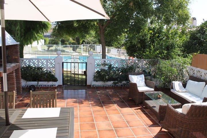 Detached 2 bedroom house Lara Larita, Fuengirola
