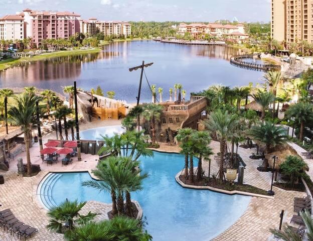 Disney Bonnet Creek Resort