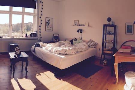 20 m2 værelse til leje - Hjørring - Apartemen