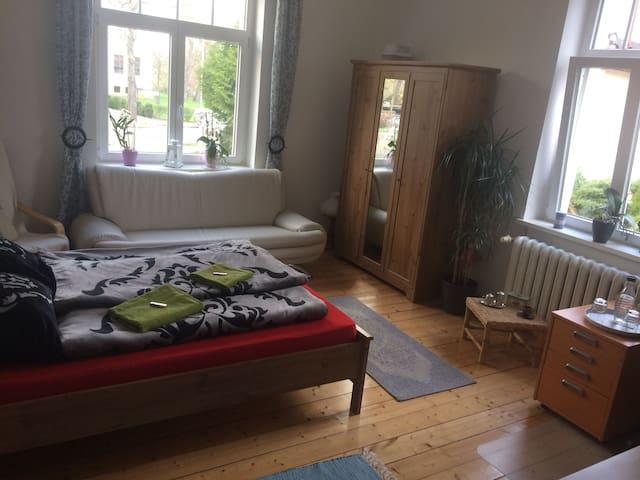 Erholung am Elberadweg in einer Villa nahe der FH