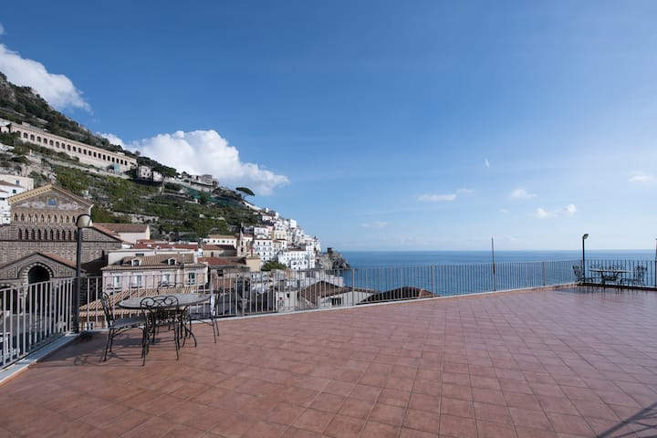 "Amalfitano Apartment ""Mare"""