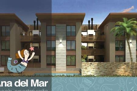 Departamento nuevo cerca al mar en Las Gaviotas - Mar Azul - Wohnung