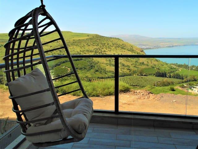 Nino Serenity - ❤3Bdrm Luxury Flat with Lake View❤